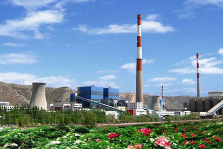 Shenmu thermal power station
